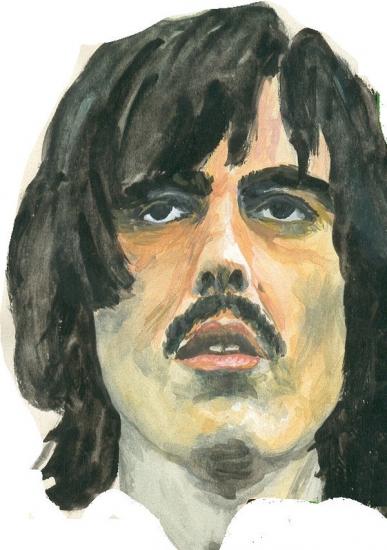 George Harrison por jac